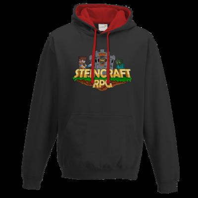 Motiv: Two-Tone Hoodie - SteinCraftRPG