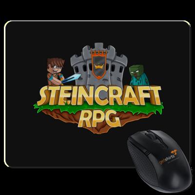 Motiv: Mousepad Textil - SteinCraftRPG