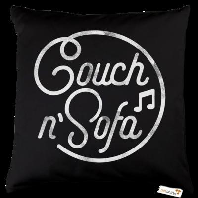 Motiv: Kissen Baumwolle - Couch und Sofa
