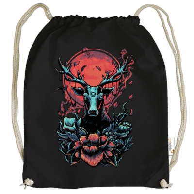 Motiv: Cotton Gymsac - Cursed Cervid