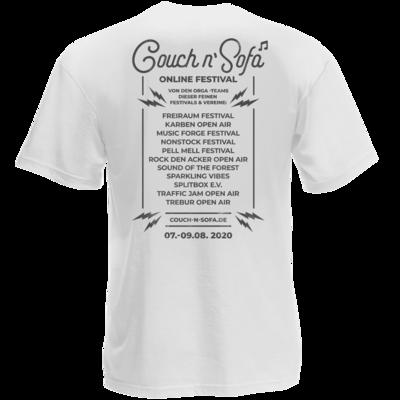 Motiv: T-Shirt Premium FAIR WEAR - Rückenmotiv