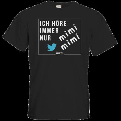 Motiv: T-Shirt Premium FAIR WEAR - mimimimi