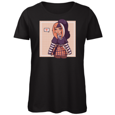 Motiv: Organic Lady T-Shirt - Pepper
