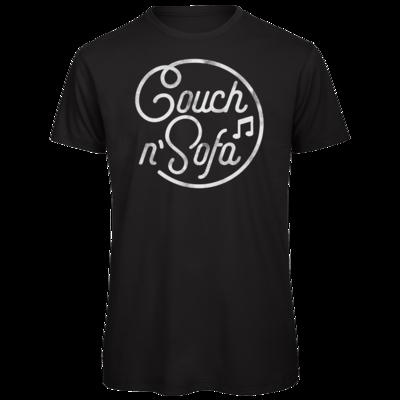 Motiv: Organic T-Shirt - Couch und Sofa