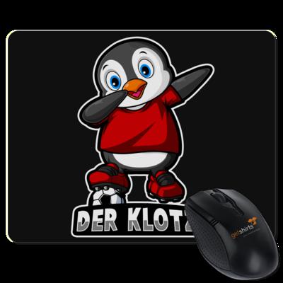 Motiv: Mousepad Textil - DerKlotz Logo