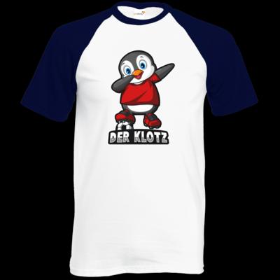 Motiv: Baseball-T FAIR WEAR - DerKlotz Logo