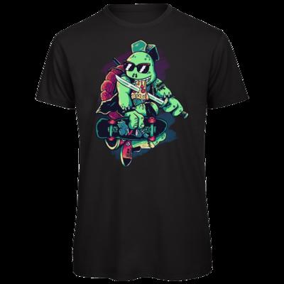 Motiv: Organic T-Shirt - Cowabunga or Die!