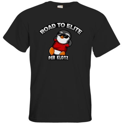 Motiv: T-Shirt Premium FAIR WEAR - Road to Elite