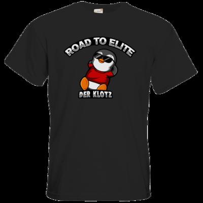 Motiv: T-Shirt Premium FAIR WEAR - Road to Elite