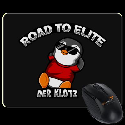Motiv: Mousepad Textil - Road to Elite