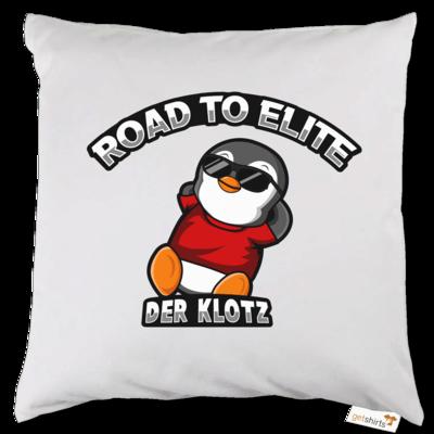 Motiv: Kissen - Road to Elite