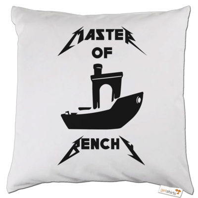 Motiv: Kissen - Master of Benchy