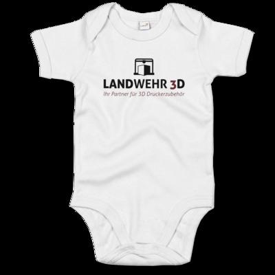 Motiv: Baby Body Organic - Logo Landwehr 3D
