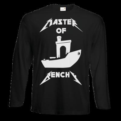 Motiv: Exact 190 Longsleeve FAIR WEAR - Master of Benchy