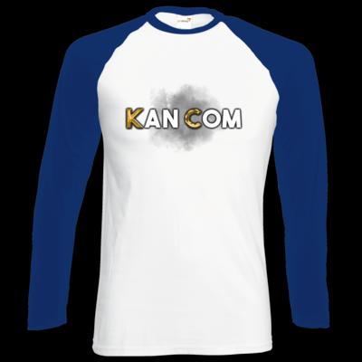 Motiv: Longsleeve Baseball T - KANCOMWOLKE