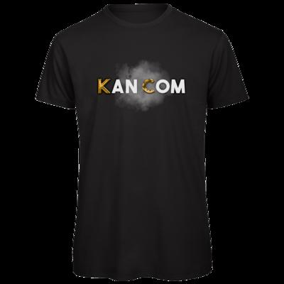 Motiv: Organic T-Shirt - KANCOMWOLKE