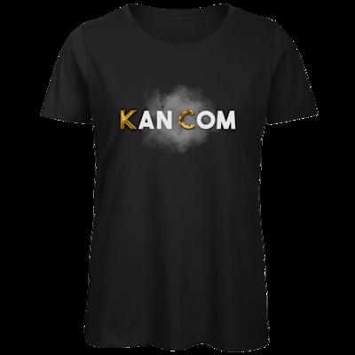 Motiv: Organic Lady T-Shirt - KANCOMWOLKE