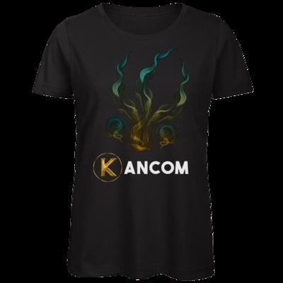 Motiv: Organic Lady T-Shirt - KANCOMFACE