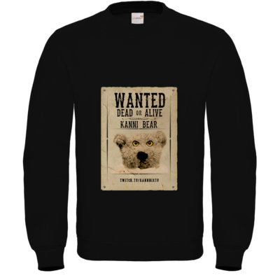 Motiv: Sweatshirt FAIR WEAR - WANTEDBAER