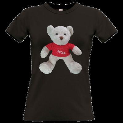 Motiv: T-Shirt Damen Premium FAIR WEAR - JULEBÄR