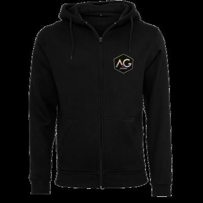 Motiv: Heavy Zip-Hoodie - AG Stream Logo