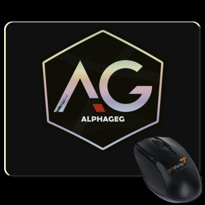 Motiv: Mousepad Textil - AG Stream Logo