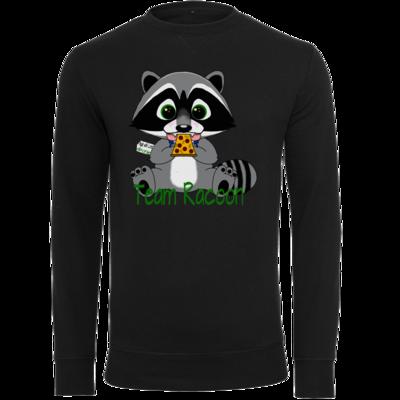 Motiv: Light Crew Sweatshirt - Team Racoon