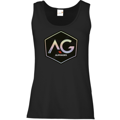Motiv: Tank Top Damen Classic - AG Stream Logo