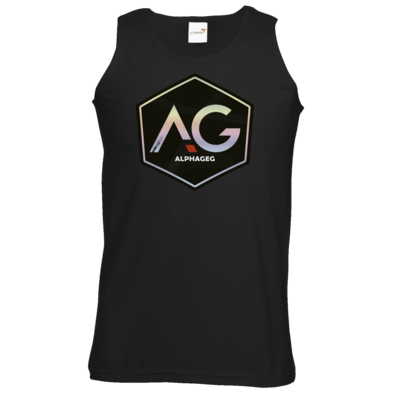 Motiv: Athletic Vest - AG Stream Logo