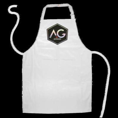 Motiv: Schürze - AG Stream Logo