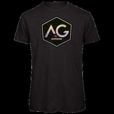 Motiv: Organic T-Shirt - AG Stream Logo