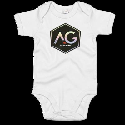 Motiv: Baby Body Organic - AG Stream Logo