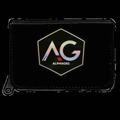 Motiv: Geldboerse - AG Stream Logo
