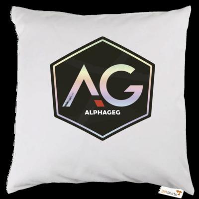 Motiv: Kissen - AG Stream Logo