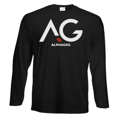 Motiv: Exact 190 Longsleeve FAIR WEAR - AG Basic Merch Logo