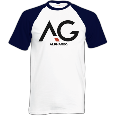 Motiv: Baseball-T FAIR WEAR - AG Basic Merch Logo