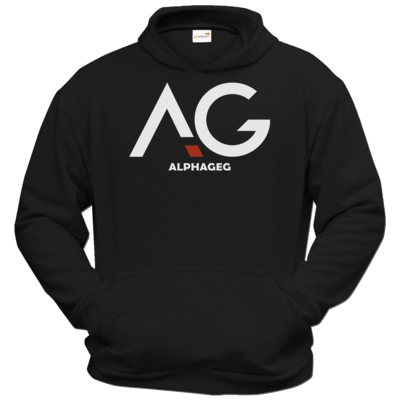 Motiv: Hoodie Classic - AG Basic Merch Logo