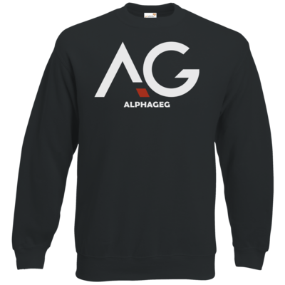 Motiv: Sweatshirt Classic - AG Basic Merch Logo