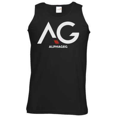 Motiv: Athletic Vest - AG Basic Merch Logo