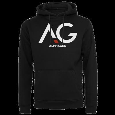 Motiv: Heavy Hoodie - AG Basic Merch Logo