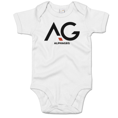 Motiv: Baby Body Organic - AG Basic Merch Logo