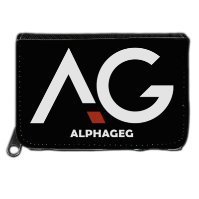Motiv: Geldboerse - AG Basic Merch Logo