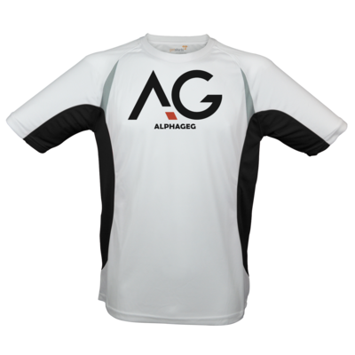 Motiv: Laufshirt Running T - AG Basic Merch Logo
