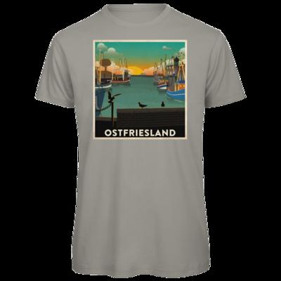 Motiv: Organic T-Shirt - Heimathafen