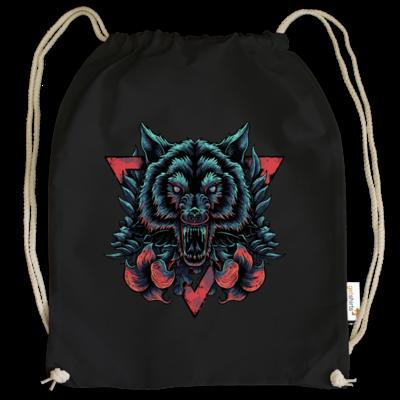 Motiv: Cotton Gymsac - Lone Wolf