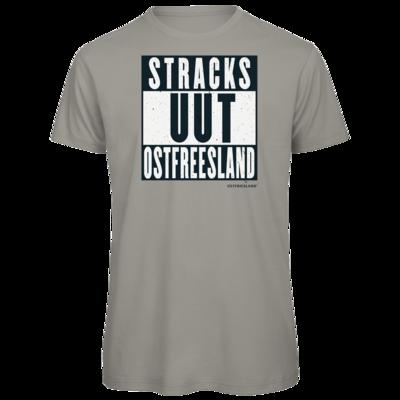Motiv: Organic T-Shirt - Stracks uut Ostfreesland