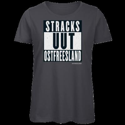 Motiv: Organic Lady T-Shirt - Stracks uut Ostfreesland