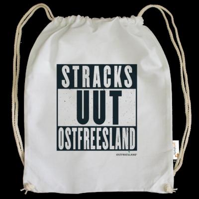 Motiv: Cotton Gymsac - Stracks uut Ostfreesland