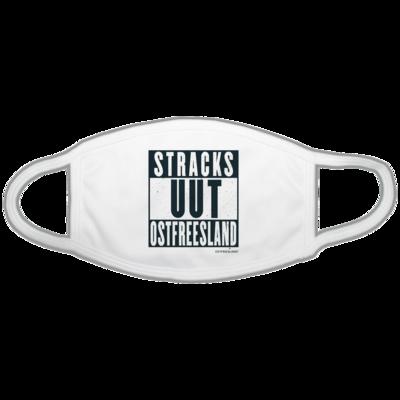 Motiv: Gesichtsmaske - Stracks uut Ostfreesland