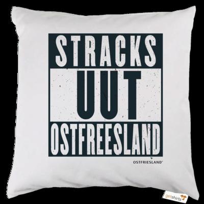 Motiv: Kissen - Stracks uut Ostfreesland